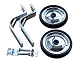 Iron Bicycle Training Wheels (12 to 18-inch)
