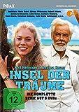 Insel der Träume / Die komplette 21-teilige Kultserie mit Starbesetzung (Pidax Serien-Klassiker) [5 DVDs]