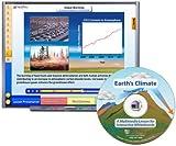 NewPath Learning Earth's Climate Multimedia Lesson, Single User License, Grade 6-10