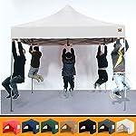 Gorilla Gazebo ® Pop Up 3x3m Heavy Duty Waterproof Commercial Grade Market Stall 4 Side Panels and Wheeled Carrybag… 26