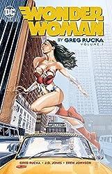 Wonder Woman By Greg Rucka Vol. 1 by Greg Rucka (2016-07-19)