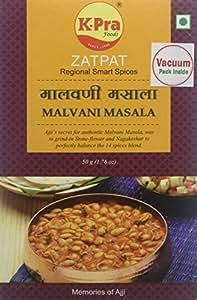 K-PRA Zatpat Malvani Masala, 100 gms (Pack Of Two)