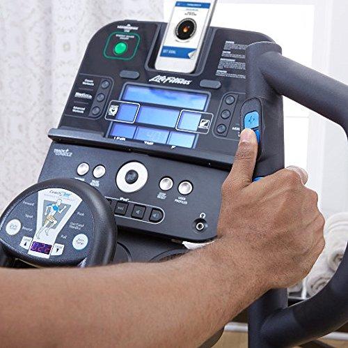 Life Fitness E3 Ellipsen-Crosstrainer mit Track+ Console, E3 - 7