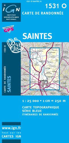 Saintes GPS: IGN1531O
