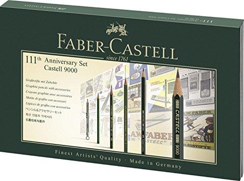 Faber Castell 9000estuche regalo, Kit de lapiceros