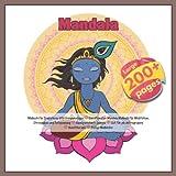 Mandala Malbuch für Erwachsene 200 Designvorlagen - Das ultimative Mandala Malbuch für Meditation, Stressabbau und Entspannung - Handgezeichnete ... - Kunsttherapie - Ruhige Malbücher