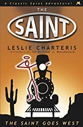 The Saint Goes West