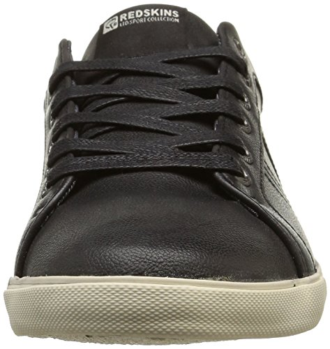 Redskins Tipazul, Herren Sneakers Schwarz (Noir/Blanc)
