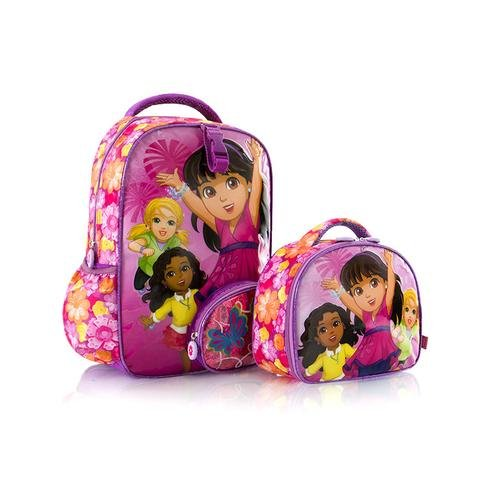 Heys ,  Kinderrucksack mehrfarbig multi (Girl Carolina North)