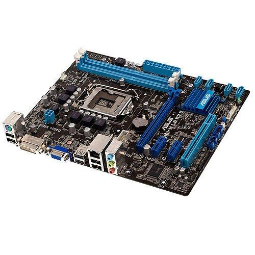 Mainboard Sockel 1155 (Micro ATX, Intel H61, 2X DDR3 Speicher, 4X SATA II, 10x USB 2.0) ()