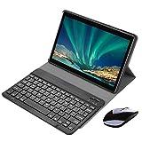 10 Pollici Tablet Con wifi Offerte, 3GB RAM +64GB ROM 4G Android 8.1 Espansione e Dual SIM Full HD PC, Portatili e Tablet WiFi / GPS / Bluetooth Tablet (P6)
