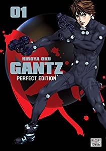 Gantz Edition perfect Tome 1