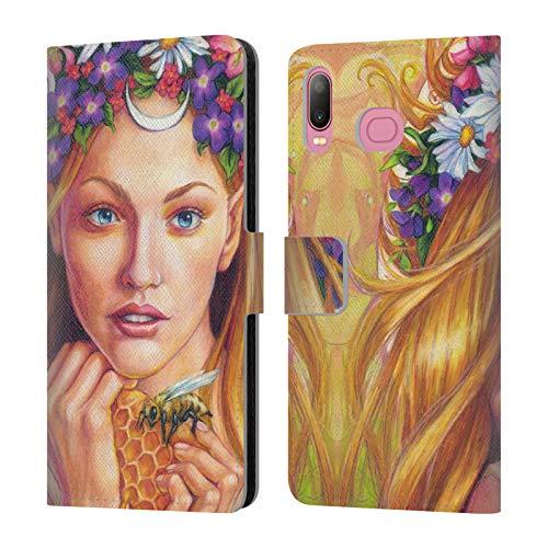 Head Case Designs Ufficiale Jane Starr Weils Miele...