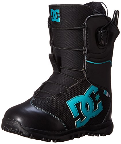 DC Scarponi da Snowboard Donna Avour 2015, Nero (Black), 38,5