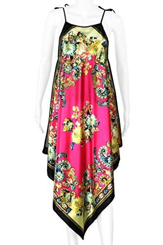 Evolatree - Chemise de nuit - Femme Rose - Majestic Pink