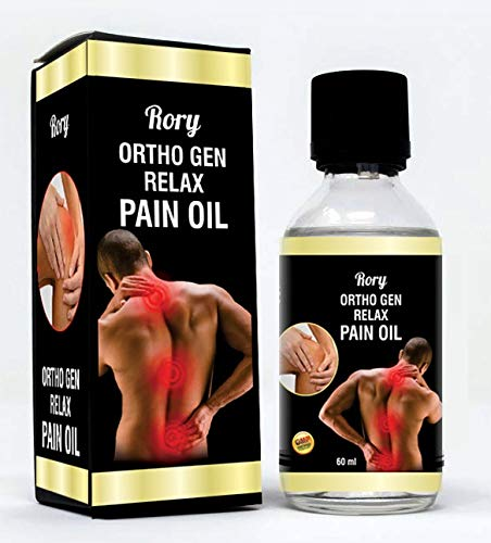 Rory Ortho Joint Pain Relief Oil