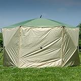Quest-Casetta tenda per 6 lati, 1 paio