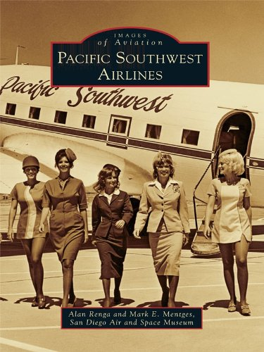 pacific-southwest-airlines-images-of-aviation-english-edition