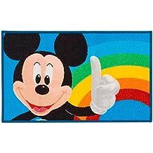 Baby de Walz Disney Mickey Mouse Alfombra Alfombra de juegos, Azul