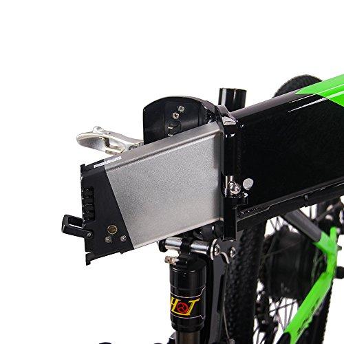Αποτέλεσμα εικόνας για folding battery inside frame