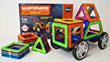 Magformers 707015 Cruiser Car Magnetic Construction Set, Multicoloured