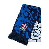 Canterbury Angleterre 2018/19 - Echarpe de Rugby Supporter - Bleu Directoire