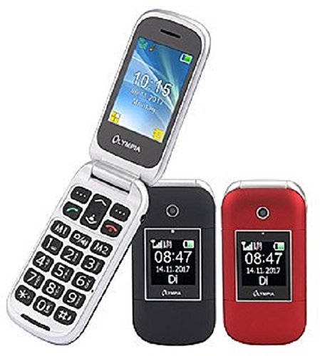 OLYMPIA 2218 Senioren-Handy, 8GB