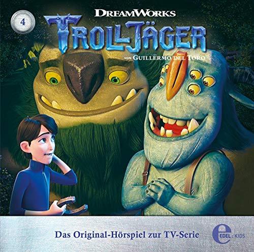 Trolljäger - Hörspiel, Vol. 4: Die Jagd nach dem Gestaltwandler