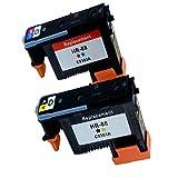 Komada 1Set kompatibel HP88(1BK/Y + 1C/M) Druckkopf kompatibel mit HP K550K5400K8600L550L580L650L7000L7400L7480L7550L7555L7580Drucker. Versand aus Großbritannien