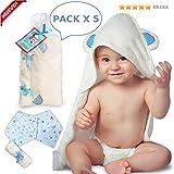 Best Ideal para los bebés baberos - Toalla de bebé con capucha de bambú con Review