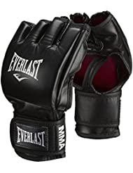 Everlast 7771 - Guantilla MMA, color negro