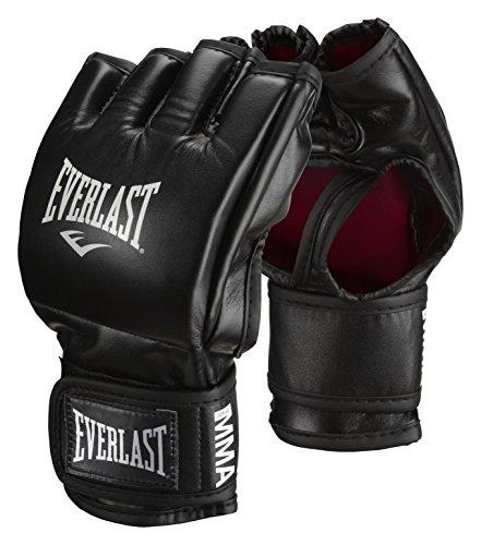 Everlast 7771 - Guantilla MMA, color negro, talla L/XL