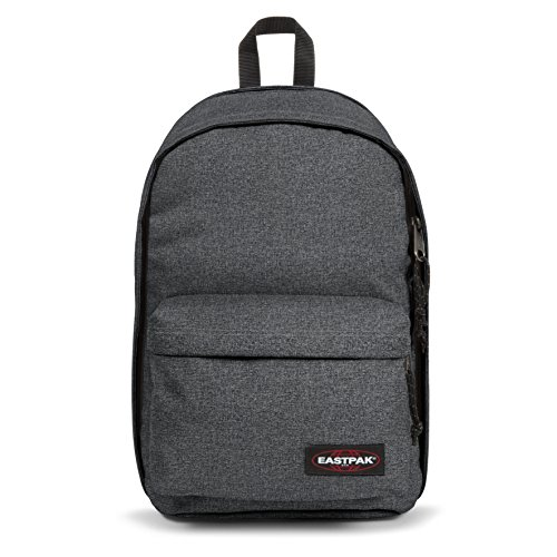 Eastpak Back To Work, Zaino Casual Unisex - Adulto, Grigio (Black Denim), 27 liters, Taglia Unica (43 centimeters)