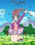 Anime-Malbuch 2