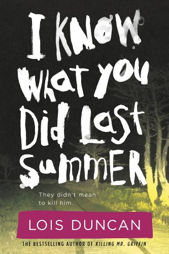 I Know What You Did Last Summer (English Edition)