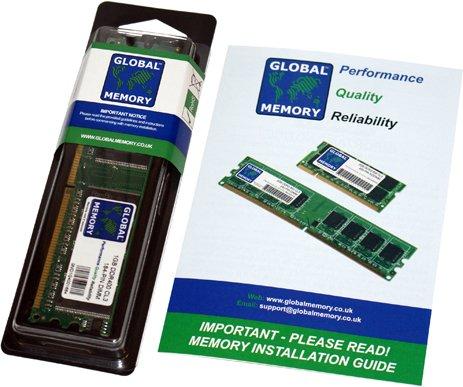 512MB DDR 333MHz PC2700 184-PIN DIMM ARBEITSSPEICHER RAM FÜR PC DESKTOPS/MAINBOARDS -