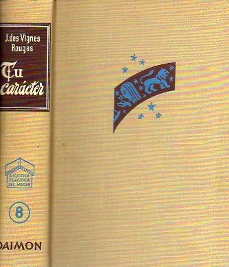 TU CARÁCTER. 6ª ed.