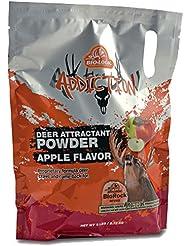 Mossy Oak BioLogic Addiction Apple Deer Attractant Powder, 5 lb