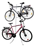 Fahrradhalter Duo Fahrrad Bike Halterung Ständer Fahrradständer Wandhalter