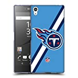 Head Case Designs Official NFL Stripes Tennessee Titans Logo Soft Gel...