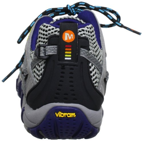 Merrell Waterpro Maipo, Chaussures de Randonnée Basses Homme Multicolore (Drizzle/Blue Depths J41491)