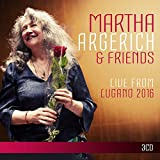 Argerich and Friends Live from Lugano 2016 - Martha & Friends Argerich