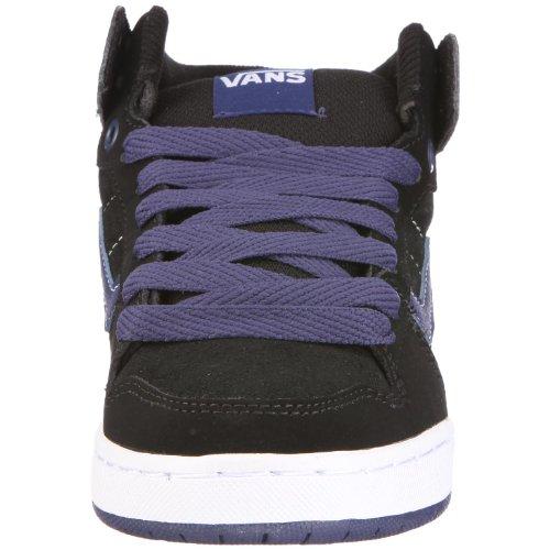 Vans, Sneaker bambini Nero nero Nero (Nero/Blue)