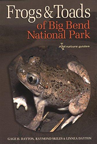 ig Bend National Park (W. L. Moody, Jr. Natural History Series, Band 36) ()