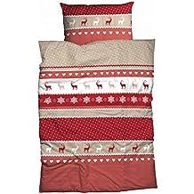 suchergebnis auf f r bettw sche weihnachten biber 135x200. Black Bedroom Furniture Sets. Home Design Ideas