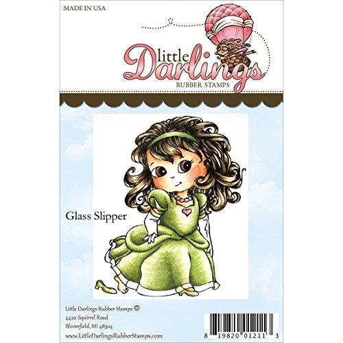 Kleine Glas-slipper (Briefmarken-Schönheit kleinen Lieblinge Pies Glas Slipper)