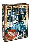 Schmidt Spiele Hans im Glück 48251 - German und  1. Erweiterung Russian Railroads, Strategiespiel