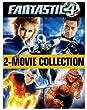 Fantastic Four/Fantastic Four - Rise Of The Silver Surfer [2005] [DVD]