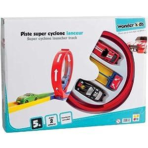 WDK Partner - Circuito para coches de juguete (Oxalis A0701960)