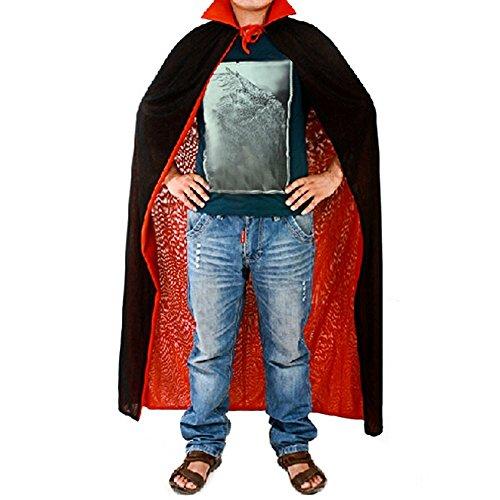 Wicemoon Vampire Dracula Herren Manteau Cape Pour La Fête - Kostüm De Vampir Pour Halloween